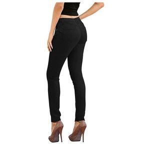 Pants - Butt lift stretch skinny denim